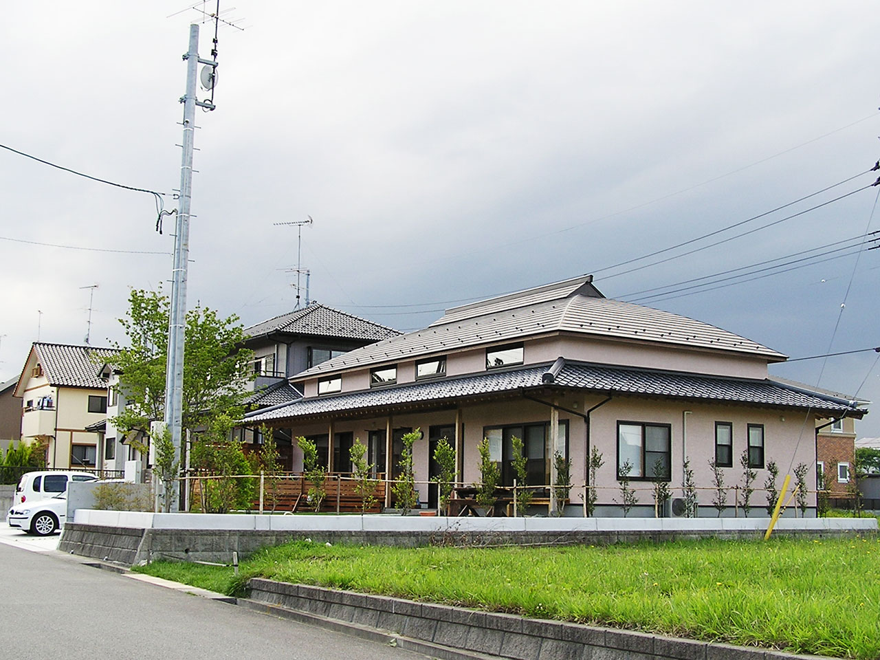 郷ヶ丘K邸